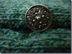 EZ Green Sweater Buttons