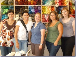 Yarn Crawl 2010