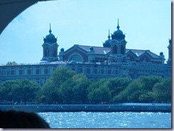 NYC Cruise Ellis Island