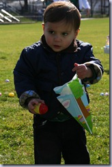 Serious Egg Hunting