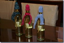Wine Bottle Hats